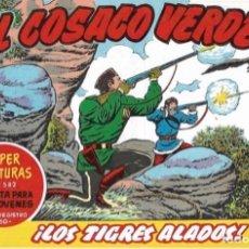 BDs: EL COSACO VERDE Nº 101. FACSÍMIL. PEDIDO MÍNIMO EN CÓMICS: 5 TÍTULOS. Lote 212939750