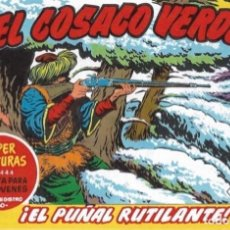 BDs: EL COSACO VERDE Nº 55. FACSÍMIL. PEDIDO MÍNIMO EN CÓMICS: 5 TÍTULOS. Lote 212939783