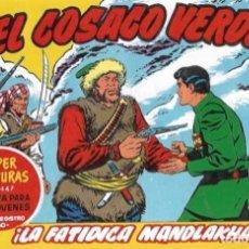 Livros de Banda Desenhada: EL COSACO VERDE Nº 56. FACSÍMIL. PEDIDO MÍNIMO EN CÓMICS: 5 TÍTULOS. Lote 212939798