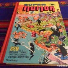 Livros de Banda Desenhada: SUPER HUMOR Nº XXXIV 34. BRUGUERA 2ª EDICIÓN 1986. TAPA DURA. 320 PGNS. BUEN ESTADO.. Lote 213062407