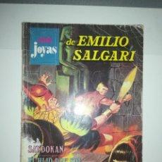 Tebeos: SUPER JOYAS DE EMILIO SALGARI #35. Lote 213095327
