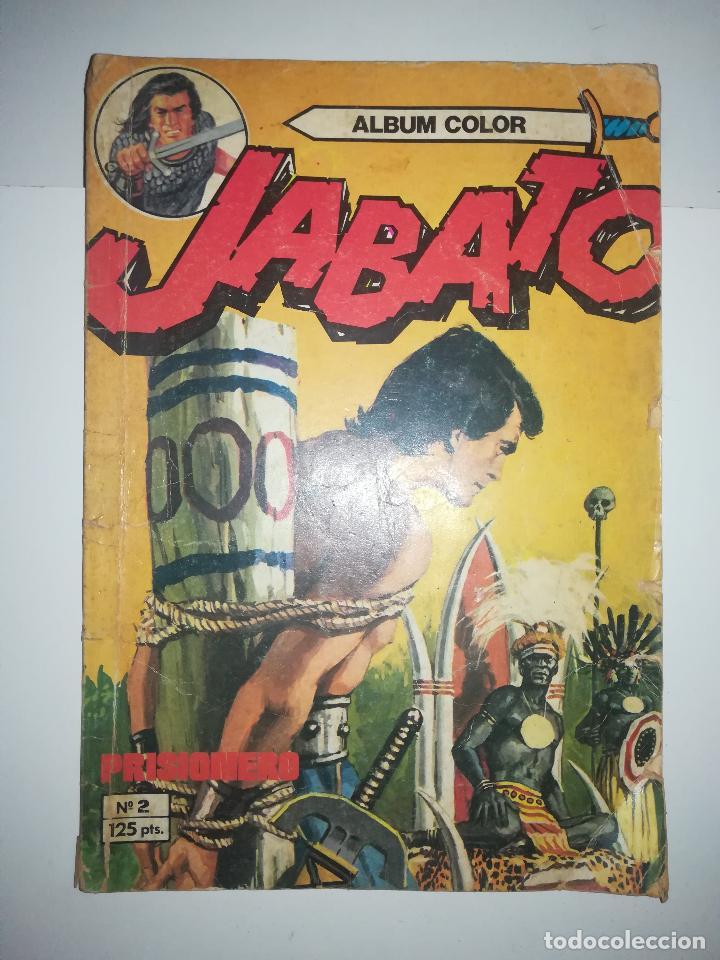 JABATO ALBUM COLOR #2 (Tebeos y Comics - Bruguera - Jabato)