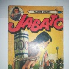 Tebeos: JABATO ALBUM COLOR #2. Lote 213095332