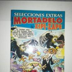 Tebeos: SELECCIONES EXTRA #6 MORTADELO Y ZIPI ZAPE. Lote 213095367