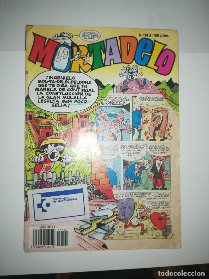 MORTADELO #143 (Tebeos y Comics - Bruguera - Mortadelo)