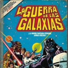 Tebeos: LA GUERRA DE LAS GALAXIAS - VERSION OFICIAL DEL FILM 2ª PARTE - BRUGUERA 1979 - EL DE LA FOTO. Lote 213108833