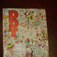 Tebeos: DDT. EXTRA DE VERANO. EDITORIAL BRUGUERA. 1972. Lote 213147603