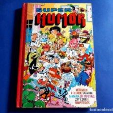 Tebeos: SUPER HUMOR TOMO NUMEROS ROMANOS XXX (30). 3 EDICION 1985. Lote 213218621