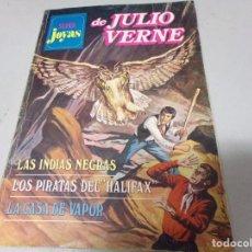 Tebeos: SUPER JOYAS DE JULIO VERNE. Nº 9. BRUGUERA. Lote 213267971