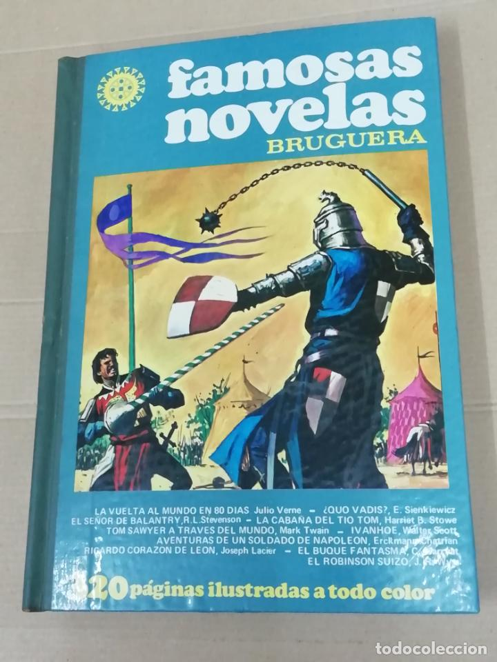 FAMOSAS NOVELAS- VOLIMEN II (Tebeos y Comics - Bruguera - Otros)