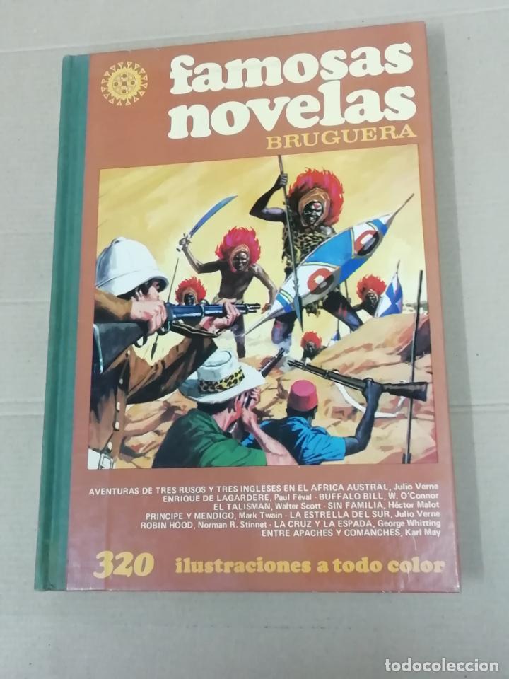 FAMOSAS NOVELAS- VOLUMEN III (Tebeos y Comics - Bruguera - Otros)