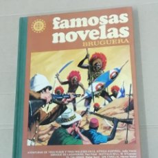 Tebeos: FAMOSAS NOVELAS- VOLUMEN III. Lote 213270658