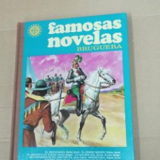 Tebeos: FAMOSAS NOVELAS- VOLUMEN XVIII. Lote 213271070