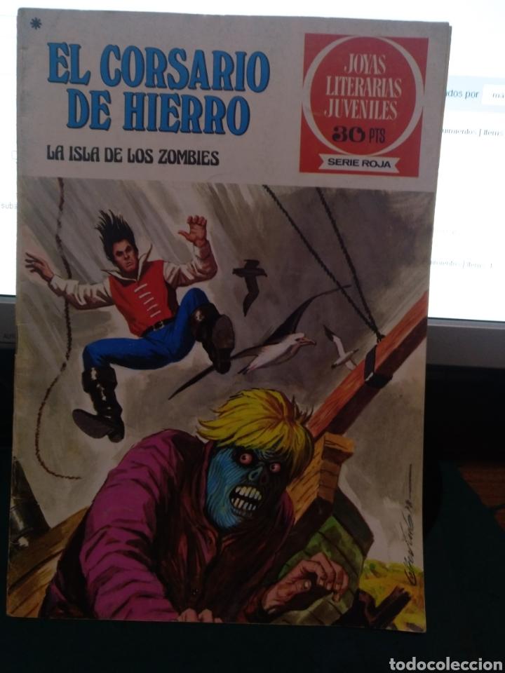 EL CORSARIO DE HIERRO 35, 1978 (Tebeos y Comics - Bruguera - Corsario de Hierro)