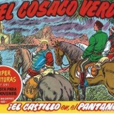 Livros de Banda Desenhada: EL COSACO VERDE Nº 104. FACSÍMIL. PEDIDO MÍNIMO EN CÓMICS: 5 TÍTULOS. Lote 213325070