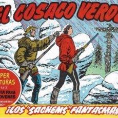 BDs: EL COSACO VERDE Nº 88. FACSÍMIL. PEDIDO MÍNIMO EN CÓMICS: 5 TÍTULOS. Lote 213325336