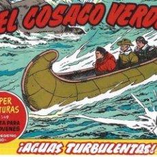 BDs: EL COSACO VERDE Nº 90. FACSÍMIL. PEDIDO MÍNIMO EN CÓMICS: 5 TÍTULOS. Lote 213325411