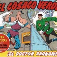 Livros de Banda Desenhada: EL COSACO VERDE Nº 92. FACSÍMIL. PEDIDO MÍNIMO EN CÓMICS: 5 TÍTULOS. Lote 213325488