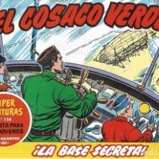 BDs: EL COSACO VERDE Nº 93. FACSÍMIL. PEDIDO MÍNIMO EN CÓMICS: 5 TÍTULOS. Lote 213325576