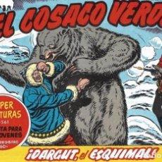 Livros de Banda Desenhada: EL COSACO VERDE Nº 94. FACSIMIL. PEDIDO MÍNIMO EN CÓMICS: 5 TÍTULOS. Lote 213325603