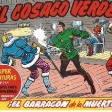 Livros de Banda Desenhada: EL COSACO VERDE Nº 95. FACSIMIL. PEDIDO MÍNIMO EN CÓMICS: 5 TÍTULOS. Lote 213325632