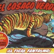 Livros de Banda Desenhada: EL COSACO VERDE Nº 61. FACSÍMIL. PEDIDO MÍNIMO EN CÓMICS: 5 UNIDADES. Lote 213325693
