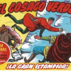 Livros de Banda Desenhada: EL COSACO VERDE Nº 63. FACSÍMIL. PEDIDO MÍNIMO EN CÓMICS: 5 TÍTULOS. Lote 213325775