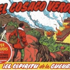 BDs: EL COSACO VERDE Nº 65. FACSÍMIL. PEDIDO MÍNIMO EN CÓMICS: 5 TÍTULOS. Lote 213325827