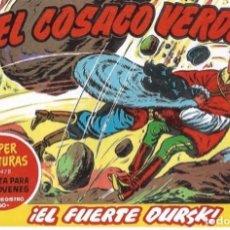 Livros de Banda Desenhada: EL COSACO VERDE Nº 66. FACSÍMIL. PEDIDO MÍNIMO EN CÓMICS: 5 TÍTULOS. Lote 213325856