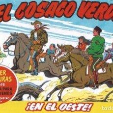 BDs: EL COSACO VERDE Nº 73. FACSÍMIL. PEDIDO MÍNIMO EN CÓMICS: 5 TÍTULOS. Lote 213324812