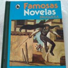 Tebeos: FAMOSAS NOVELAS. BRUGUERA. VOLUMEN VIII. TAPA DURA. 320 PAGINAS ILUSTRADAS A TODO COLOR. 1984. 740 G. Lote 213533100