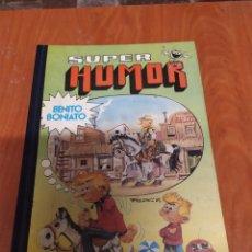 Tebeos: COMIC SUPER HUMOR BENITO BONIATO, AÑO 1984. Lote 213549668