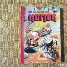 Tebeos: SUPER HUMOR - VOLUMEN XXII 22 - MORTADELO Y FILEMÓN - BRUGUERA -(M1). Lote 213604657