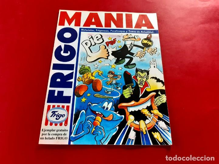 FRIGO MANIA. HISTORIETAS -MORTADELO (Tebeos y Comics - Bruguera - Otros)