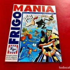 Tebeos: FRIGO MANIA. HISTORIETAS -MORTADELO. Lote 213643460