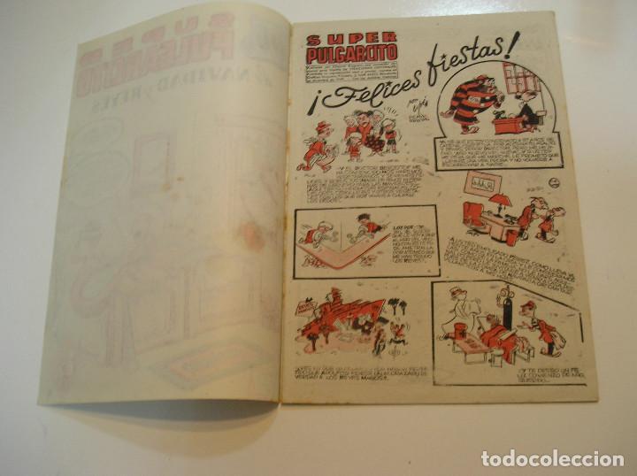 Tebeos: SUPER PULGARCITO , Nº 9 NAVIDAD Y REYES 1949 , ORIGINAL BRUGUERA MUY BUEN ESTADO - Foto 4 - 213677791