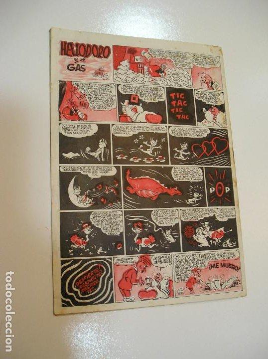 Tebeos: SUPER PULGARCITO , Nº 9 NAVIDAD Y REYES 1949 , ORIGINAL BRUGUERA MUY BUEN ESTADO - Foto 8 - 213677791