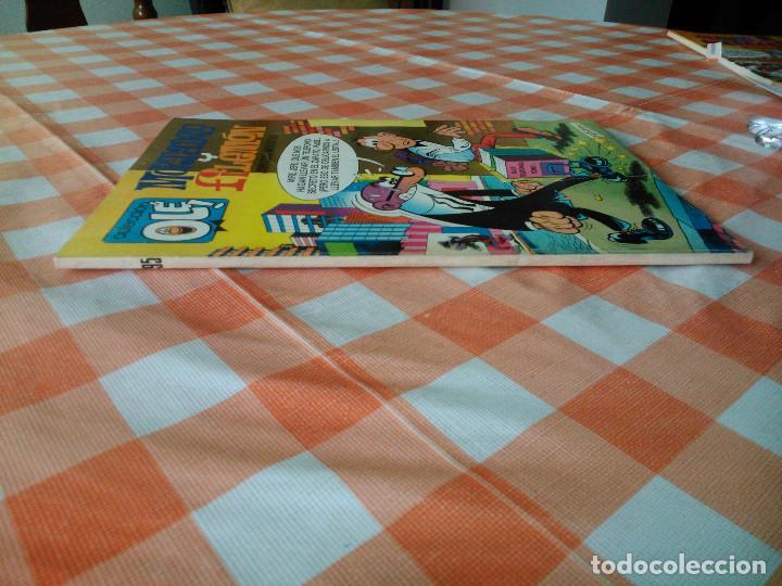 Tebeos: OLE nº 88 (Bruguera 5ª edicion 1982), 95, 166 y 280 (Bruguera 1ª edicion 1974/78/83) 4 ejemplares. - Foto 6 - 198157381