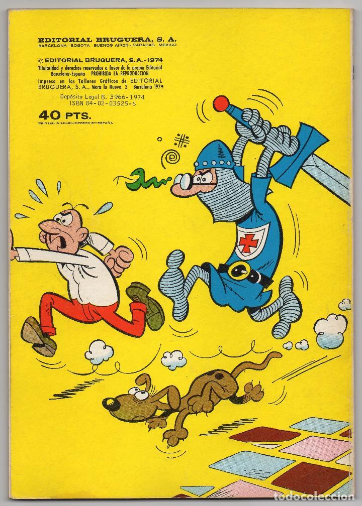 Tebeos: OLE nº 88 (Bruguera 5ª edicion 1982), 95, 166 y 280 (Bruguera 1ª edicion 1974/78/83) 4 ejemplares. - Foto 7 - 198157381