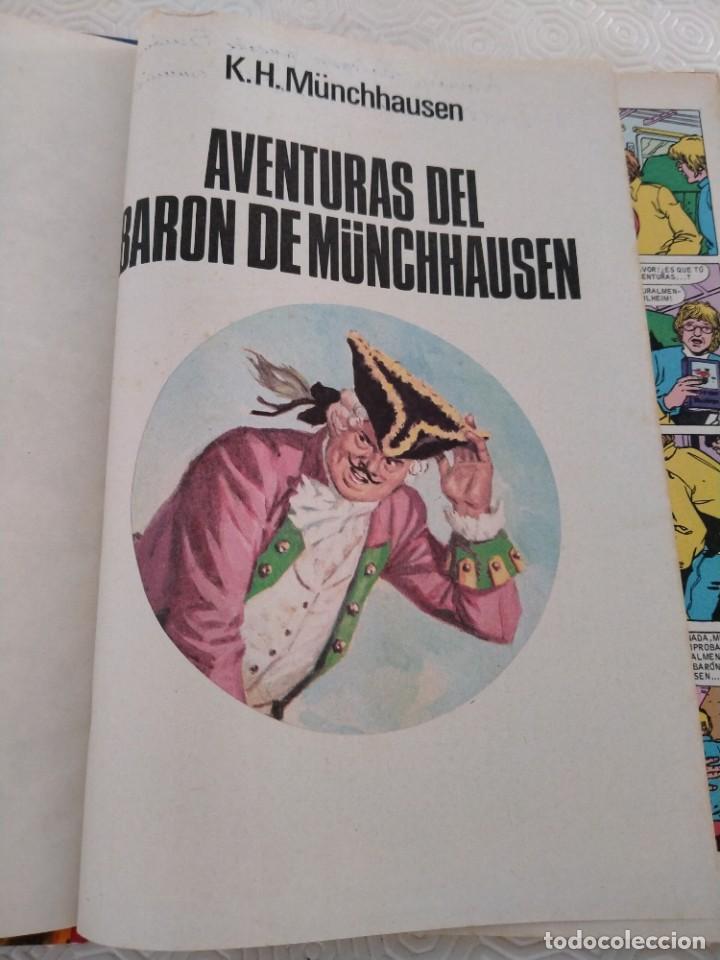 Tebeos: GRANDES NOVELAS ILUSTRADAS. 1. EDITORIAL BRUGUERA, 1ª EDICION 1984. 10 OBRAS CLAVE DE LA LITERATURA - Foto 3 - 213788523