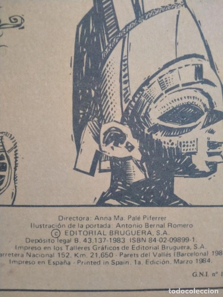 Tebeos: GRANDES NOVELAS ILUSTRADAS. 1. EDITORIAL BRUGUERA, 1ª EDICION 1984. 10 OBRAS CLAVE DE LA LITERATURA - Foto 5 - 213788523