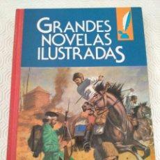Tebeos: GRANDES NOVELAS ILUSTRADAS. 1. EDITORIAL BRUGUERA, 1ª EDICION 1984. 10 OBRAS CLAVE DE LA LITERATURA. Lote 213788523