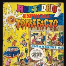 BDs: MORTADELO ESPECIAL - BRUGUERA / NÚMERO 9 (ESPECIAL TORREFACTO). Lote 213826027