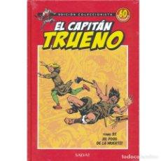 Tebeos: EL CAPITAN TRUENO. 60 ANIVERSARIO. EDICION COLECCIONISTA 35. EL FOSO DE LA MUERTE. SALVAT.. Lote 213827436