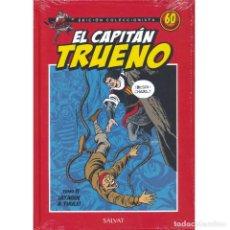 Tebeos: EL CAPITAN TRUENO. 60 ANIVERSARIO. EDICION COLECCIONISTA 11. ATAQUE A THULE. SALVAT.. Lote 213827143