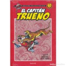Tebeos: EL CAPITAN TRUENO. 60 ANIVERSARIO. EDICION COLECCIONISTA 14. RESCATE EN EL MAR. SALVAT.. Lote 213827277