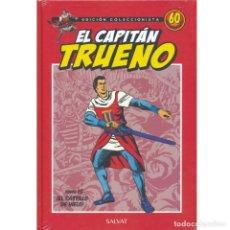 Tebeos: EL CAPITAN TRUENO. 60 ANIVERSARIO. EDICION COLECCIONISTA 15. EL CASTILLO DE HIELO. SALVAT.. Lote 213827315