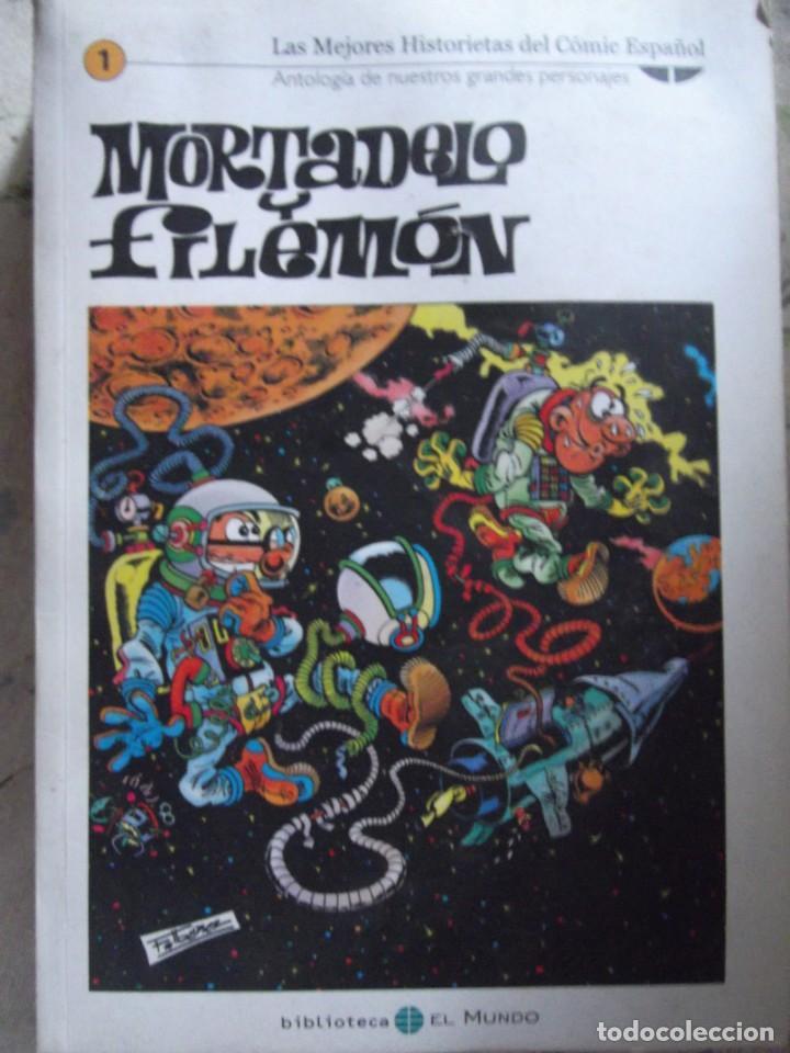 MORTADELO FILEMON NUMERO 1 (Tebeos y Comics - Bruguera - Mortadelo)