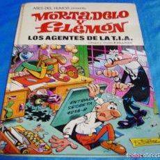 Tebeos: ASES DEL HUMOR Nº 16 1ª EDICIÓN 1972 NORMAL ESTADO - LEER ENVIOS. Lote 213945776