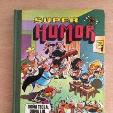 Tebeos: SUPER HUMOR VOLUMEN XVIII - 1982 EDITORIAL BRUGUERA. Lote 214101152